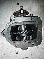 Коробка отбора мощности КОМ ГАЗ-53(скоростной) под кардан (бензовоз,водовоз,ассенизатор)