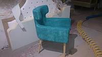 Кресло -Неаполь-. Кресло мягкое для кафе, ресторана, кальянной на деревянном каркасе., фото 1