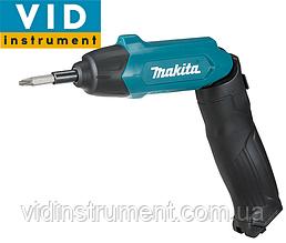 Шуруповерт аккумуляторный Makita DF-001DW