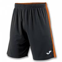 Спортивні шорти   Joma  ( Тренувальні) чорно-оранжеві TOKIO II 100684.108