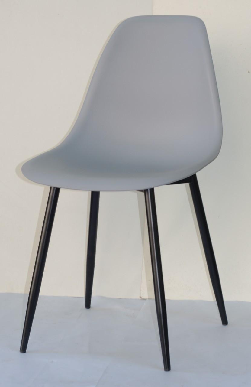Стул Nik Eames BKM, серый