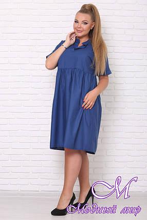 Летнее легкое платье большие размеры (р. 42-90) арт. Легкость, фото 2