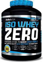 Протеин BioTechUSA Iso Whey Zero Tiramisu 2270 г (67422)