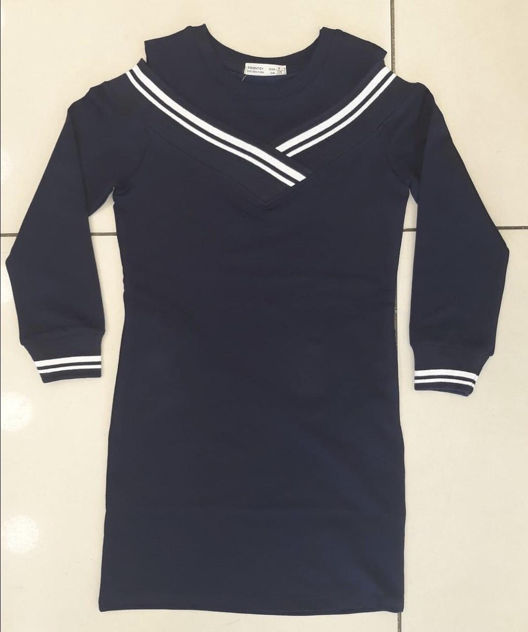 Платье для девочки в школу р. 8-14 лет