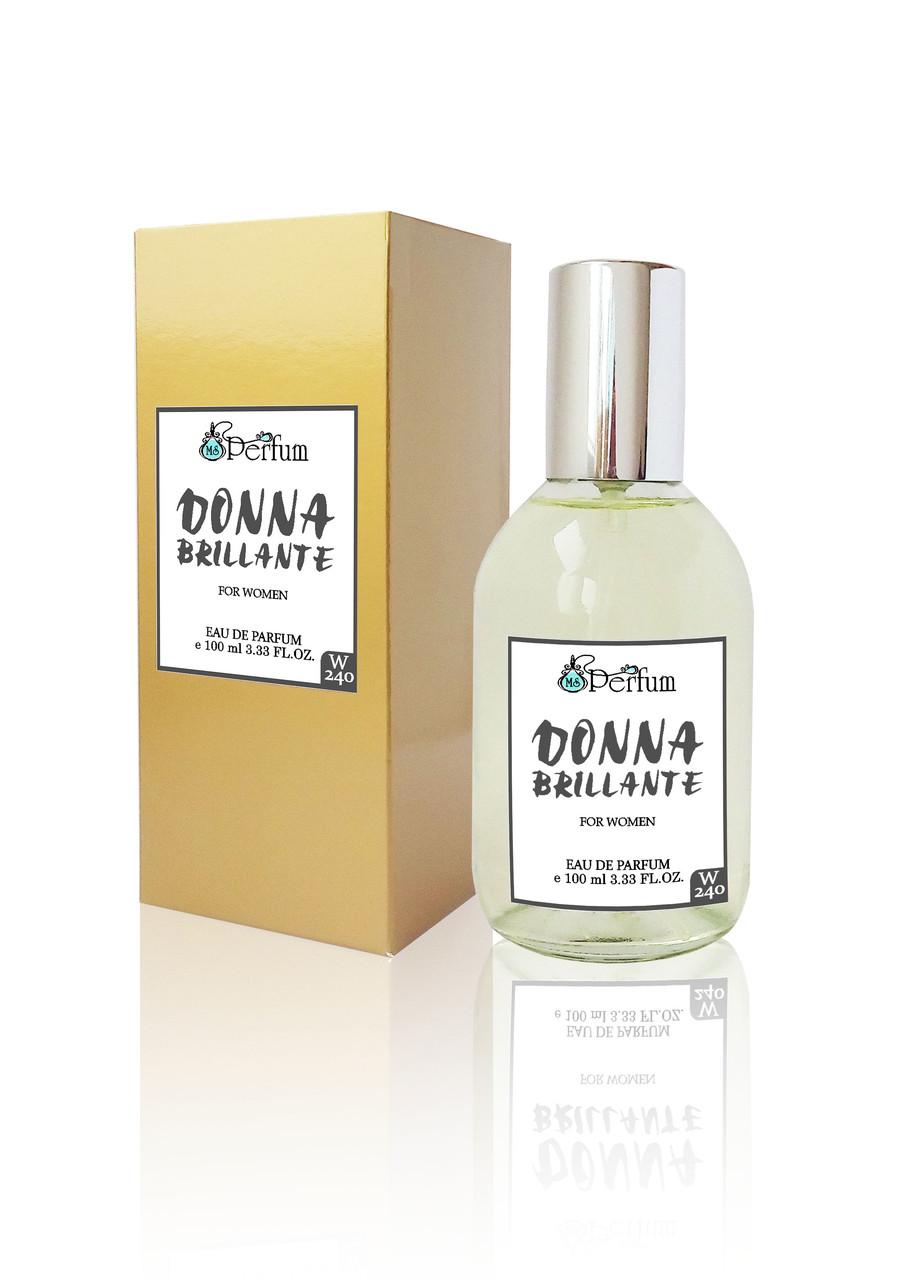 Donna Brillante MSPerfum женские духи брендовый аромат качественный парфюм 100 мл
