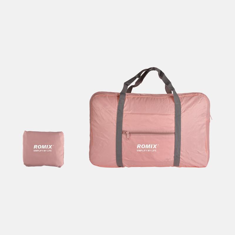 Складная сумка ROMIX Розовая