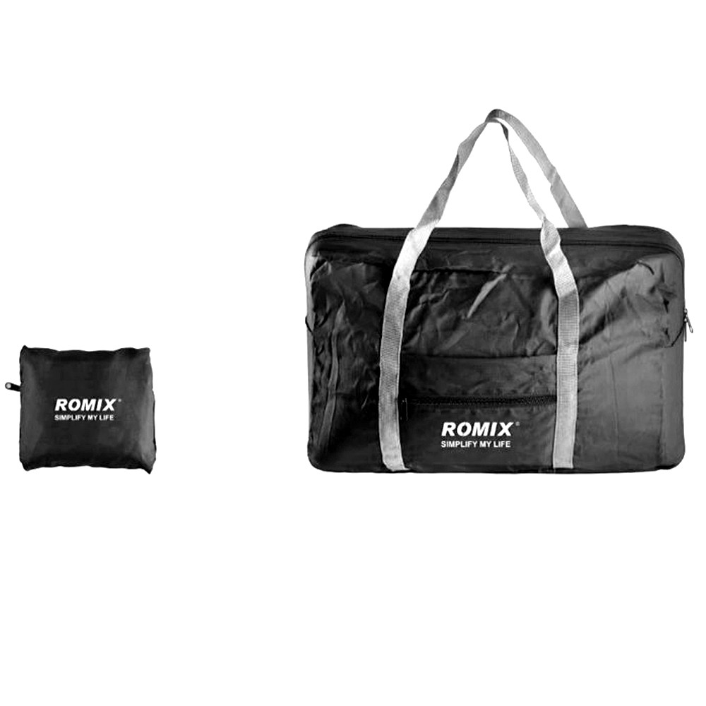 Складная сумка ROMIX Черная