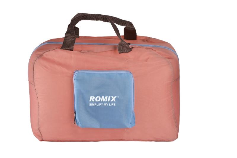 Складная сумка ROMIX Pink