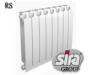 Биметаллический радиатор Sira RS 300