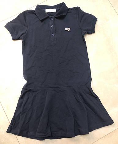 Детское платье для девочки в школу р. 122-140, фото 2
