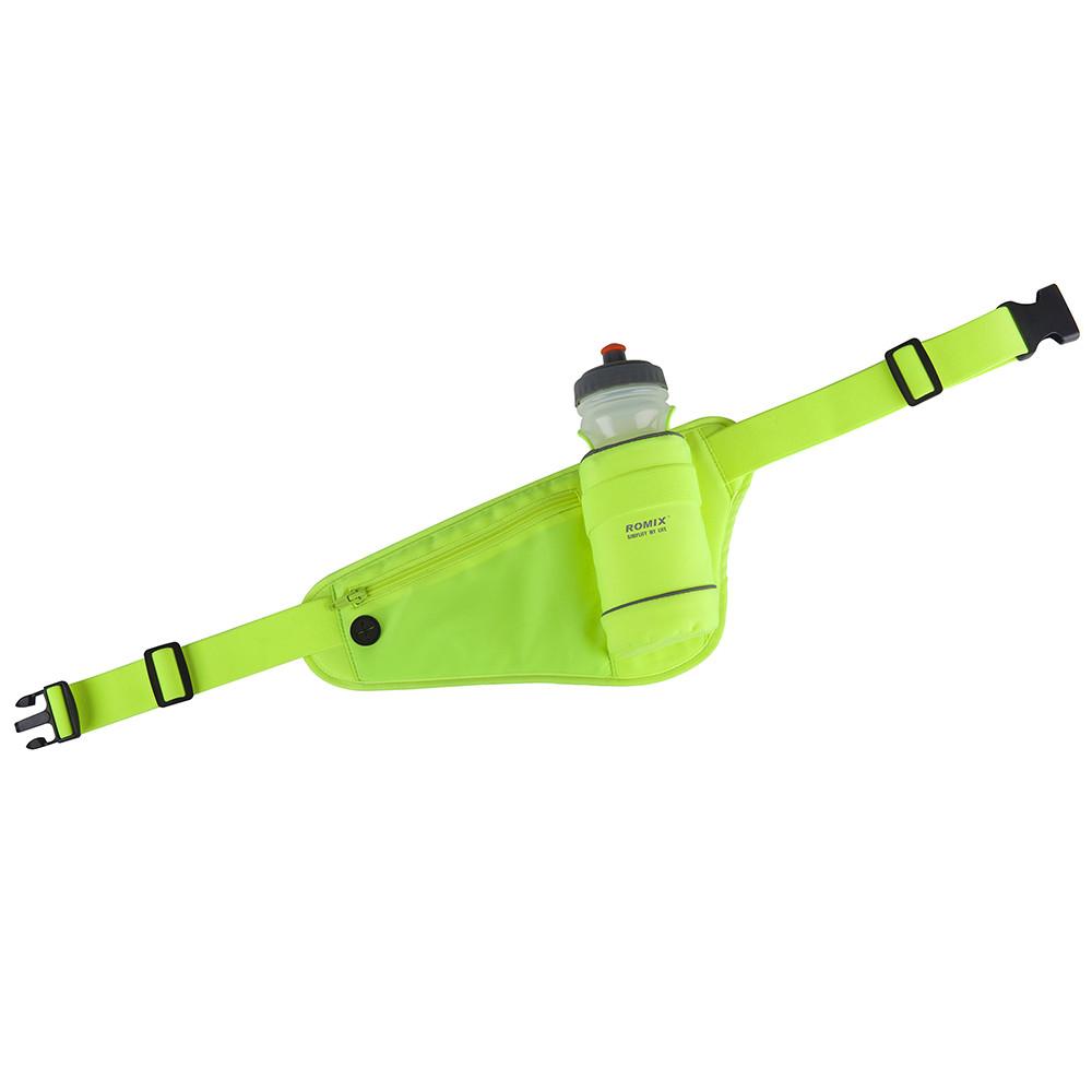 Сумка-пояс ROMIX Зеленый (RH23GN)