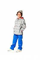 Комплект демисезонный для мальчика Deux par Deux W58-PS18, цвет 032
