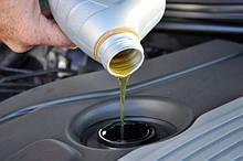 Технические жидкости Renault Sandero
