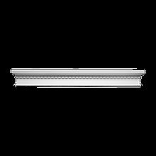 Фронтон Orac Luxxus,D401, 127.5x14.5x5.5см, лепной декор из полиуретана
