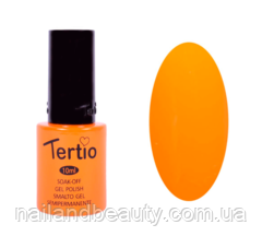 Гель-лак Tertio Пастельно-оранжевый №105 10 мл