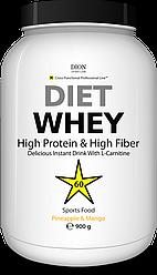 Протеин Dion Sportlab Diet Whey 900g