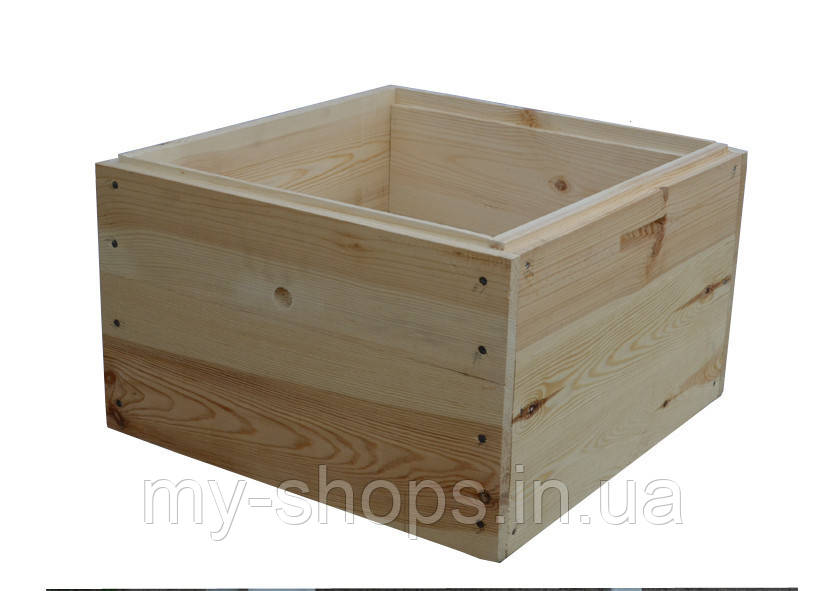 Корпус улья «12 рамочный Дадан 300мм»