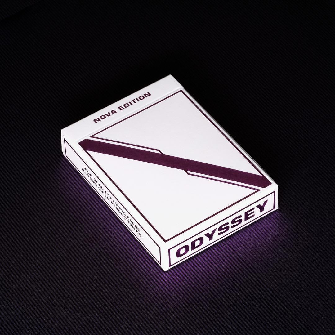 Карты игральные   Odyssey Nova Edition