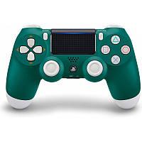 Беспроводной джойстик Dualshock 4 V2 Alpine Green (PS4)
