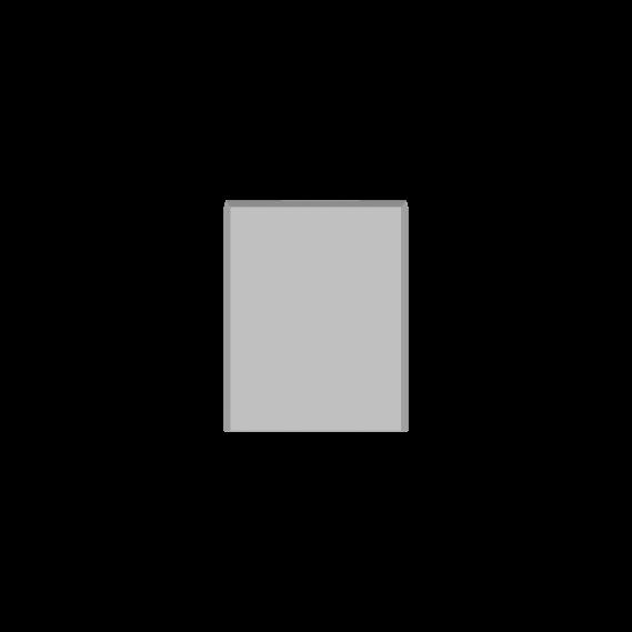 Постамент Orac Luxxus,D340, 2х7х11см, ліпний декор з поліуретану