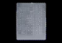 Панель перфорированная серая задняя угловая 800 x 25 x 1052 King Tony 87D11-16A-KG (Тайвань)