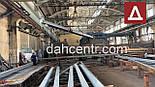 От 600грн/кв.м Изготовление ангаров 12х42х3 под Заказ из нового материала. Ангар, склад, цех, сто, навес., фото 2