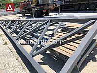 От 600грн/кв.м Изготовление ангаров 12х42х3 под Заказ из нового материала. Ангар, склад, цех, сто, навес.