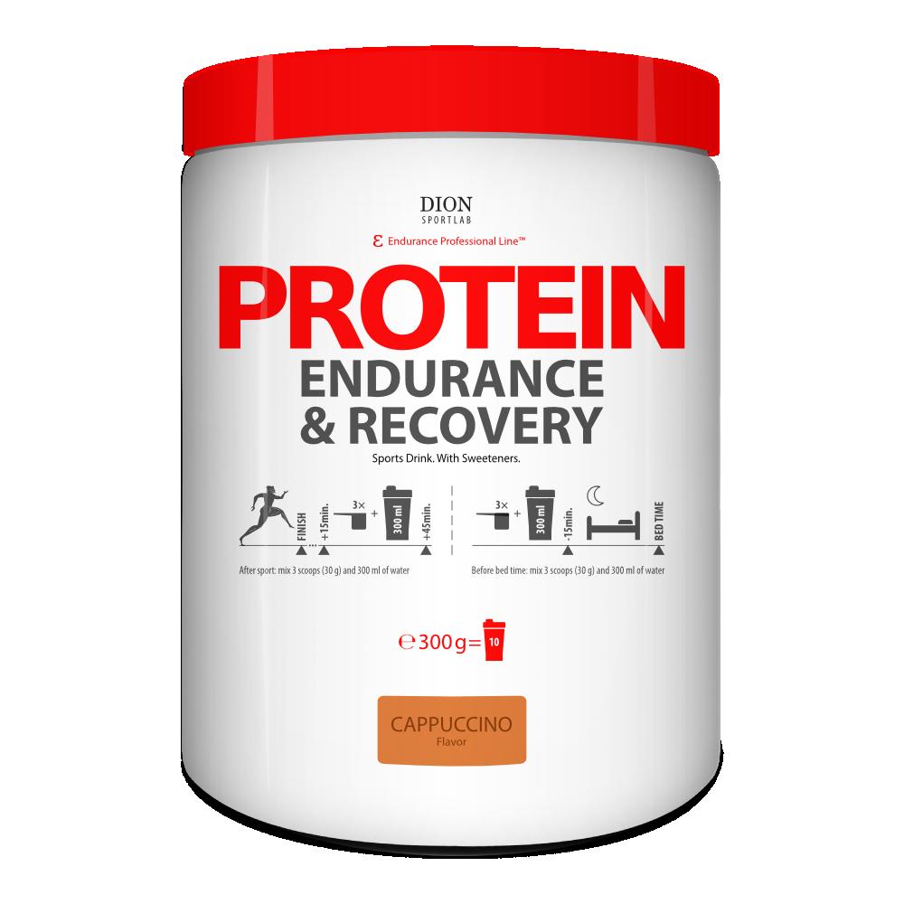 Протеин с витаминами Dion Sportlab Protein 300g