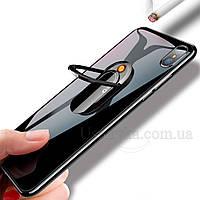 Зажигалка usb с держателем для телефона TANGARA