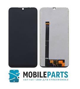 Дисплей для телефона Elephone A6 Mini c сенсорным стеклом (Черный) Оригинал Китай