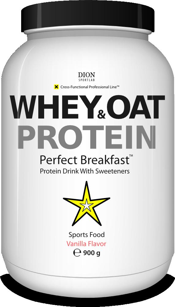 Протеин Dion Sportlab Whey&Oat 900g