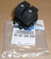 Кнопка стеклоподьёмника передняя левая RENAULT TRAFIC 00-14 (РЕНО ТРАФИК), фото 1
