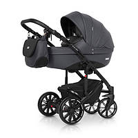 Детская коляска 2 в 1 Riko Sigma 01 Antracite
