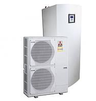Тепловой насос воздух-вода  Mitsubishi Electric Zubadan PUHZ-SHW112VHA 11 кВт