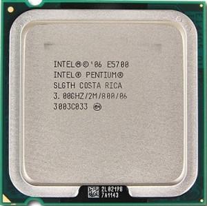 """Процессор Intel Pentium Dual-Core E5700 3.0GHz Б\У """"Over-Stock"""""""