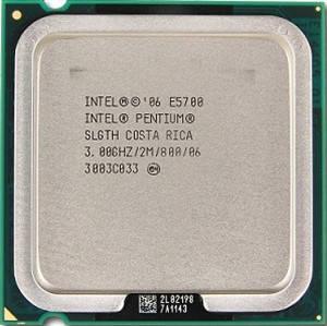 """Процессор Intel Pentium Dual-Core E5700 Б\У """"Over-Stock"""""""