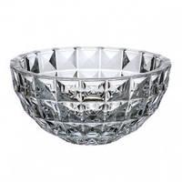 Diamond Фруктовница d28 см богемское стекло Bohemia