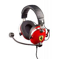 Игровая гарнитура Thrustmaster T.Racing Scuderia Ferrari Edition Gaming (4060105)