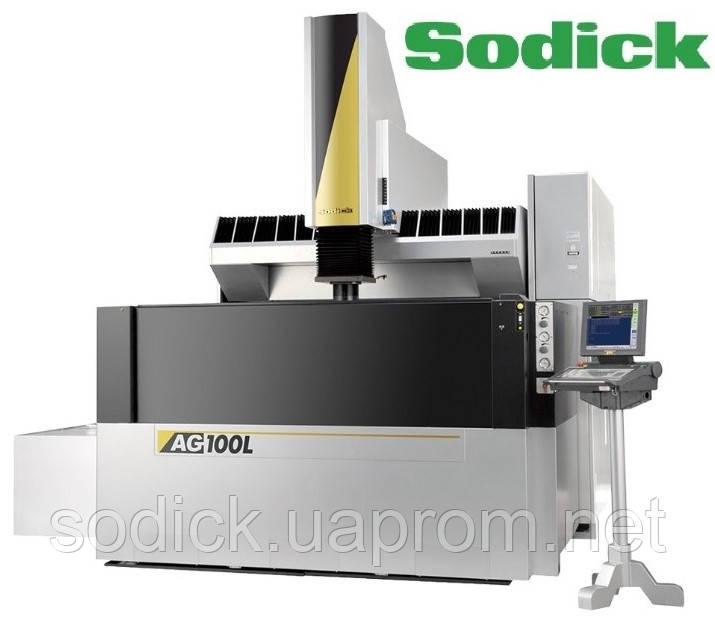 Електроерозійний верстат Sodick AG100L