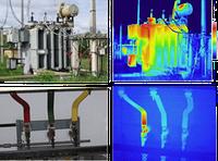 Тепловизионное обследование электрооборудования и высоковольтных линий электропередач