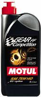 Трансмиссионное масло MOTUL Gear Competition 75W-140 1л