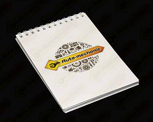 Маленький Блокнот Auto-Mechanic — Auto-Mechanic (Фірмові) - NSE