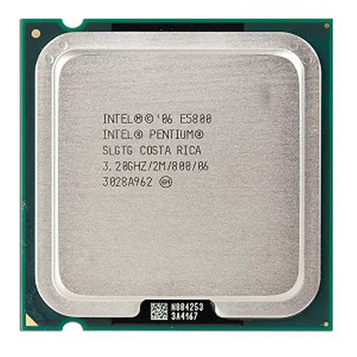 """Процессор Intel Pentium Dual-Core E5800 Б\У """"Over-Stock"""""""