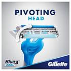 Набор одноразовых станков для бритья Gillette Blue 3 Cool Original (6+2 в подарок) 01147, фото 6