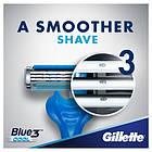 Набор одноразовых станков для бритья Gillette Blue 3 Cool Original (6+2 в подарок) 01147, фото 10