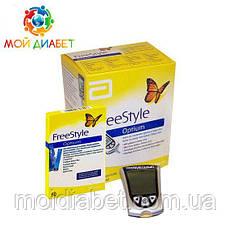 Глюкометр FreeStyle Optium + 50 тест-смужок