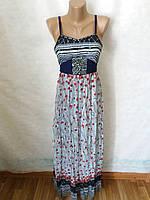 Сарафаны женские шифоновые р.42,44. От 3шт по 49грн, фото 1
