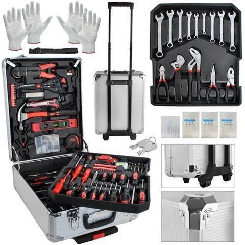 Набор инструментов в чемодане - 1000 шт.