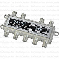 Сплиттер (Splitter) ТВ  8-way 5-1000MHZ, корпус металлический