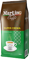 Кофе в зернах Martino Caffe Super Crema 1 кг.